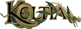 le logo du jeu Keltia